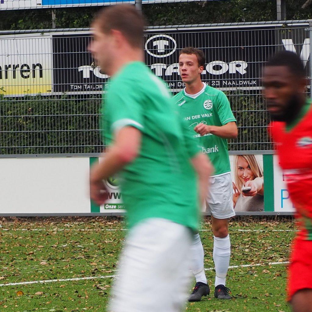 Westlandia za1 wint via een kolderiek doelpunt van DSO