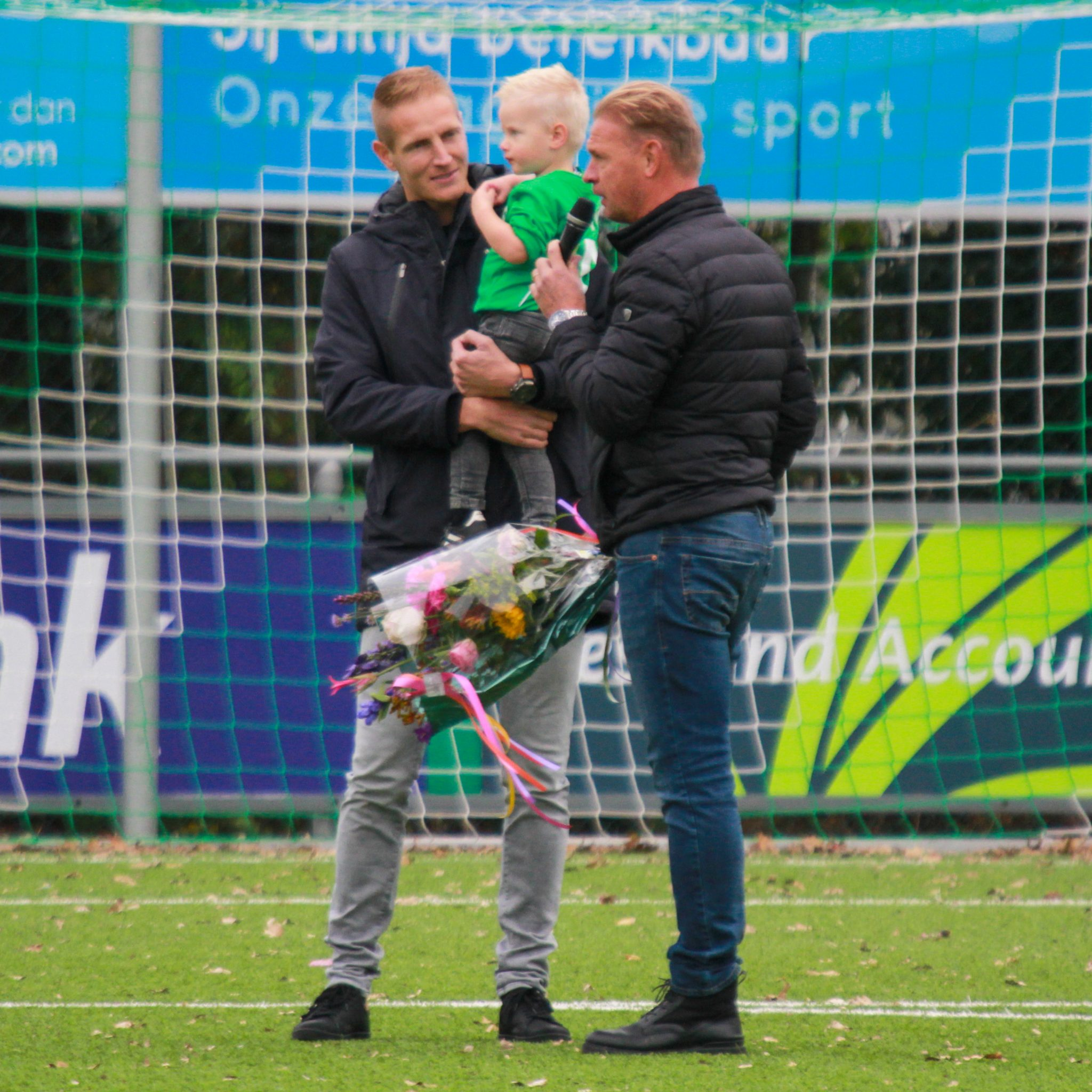 Westlandia neemt na 354 wedstrijden officieel afscheid van Nick van Vliet