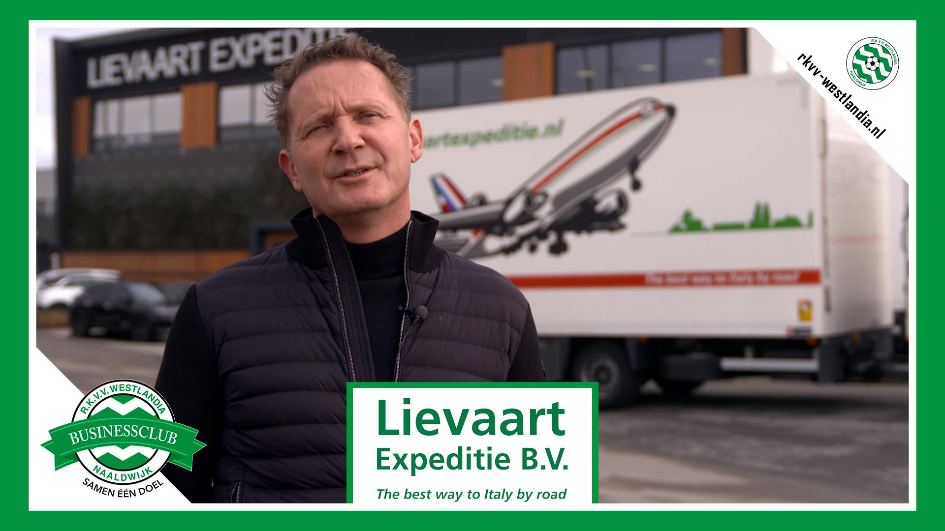 Lievaart Expeditie ✖️ Westlandia - 'Lievaart Expeditie nieuwe subsponsor Zaterdag & Zondag selectie'