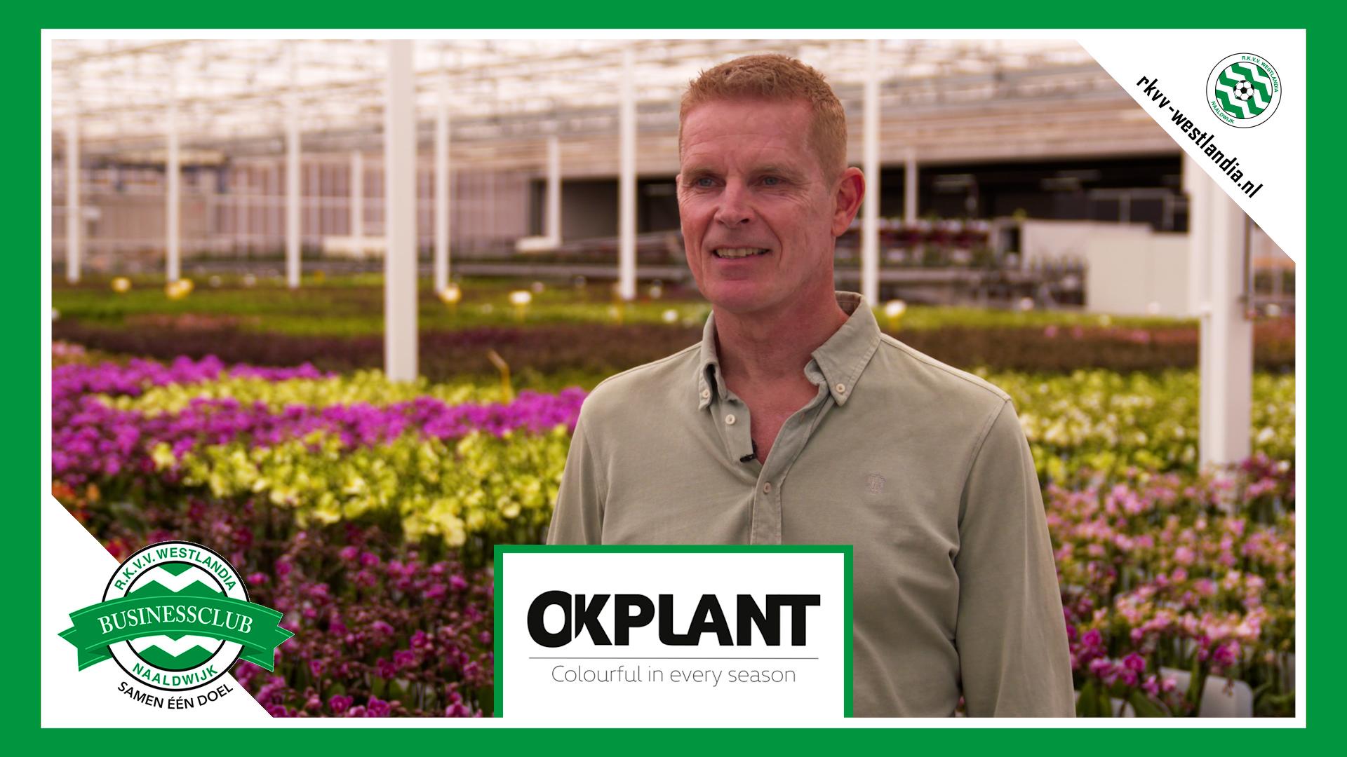 OK Plant X  Westlandia - 'OK Plant al jaren verbonden aan Westlandia'