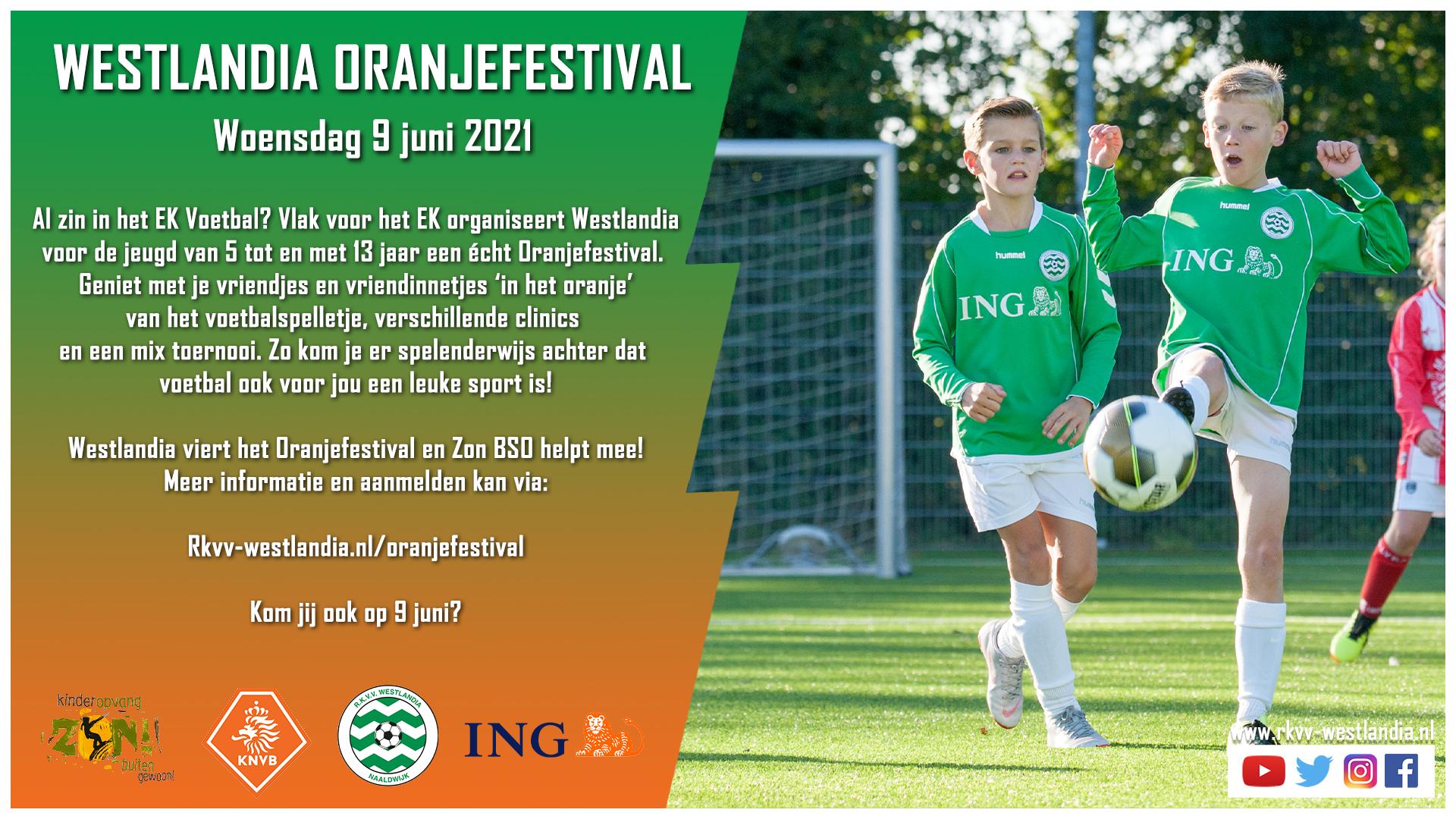 Nieuws over Oranje Festival