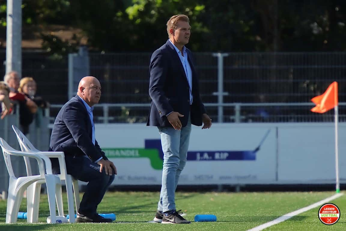 Patrick van Dullemen wordt de nieuwe assistent-trainer bij Westlandia Zondag 1