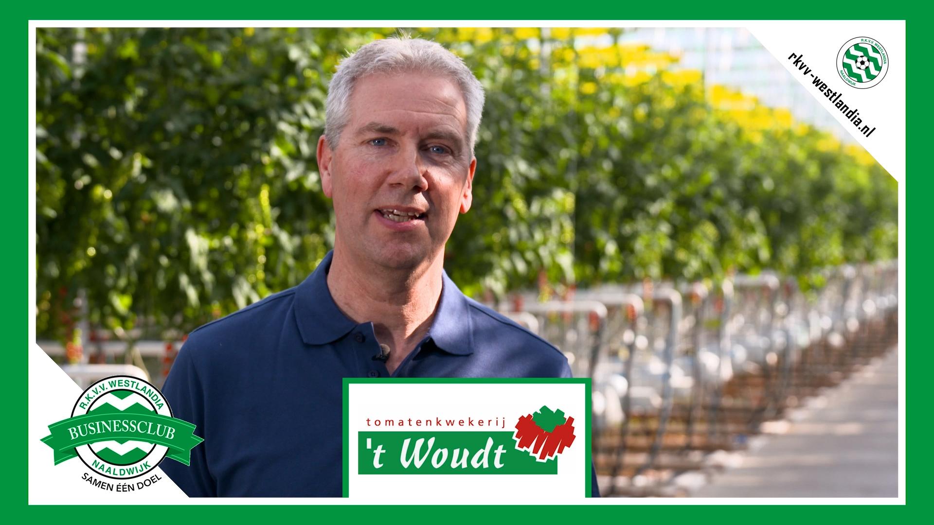 Kwekerij 't Woudt X Westlandia - 'Gedreven tomatentelers en fanatieke sportliefhebbers'